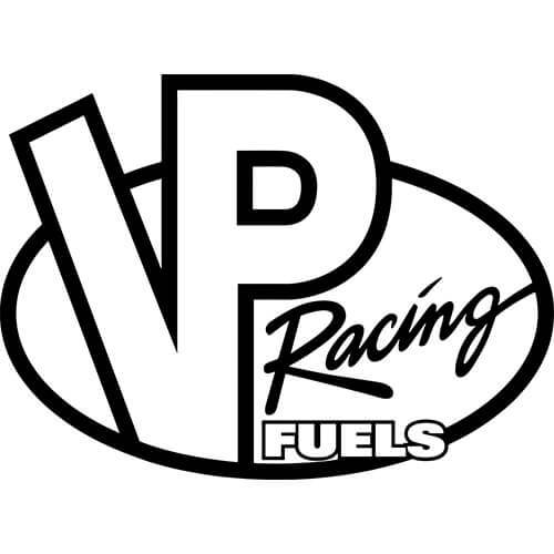 VP Racing Fuels Logo Decal Sticker