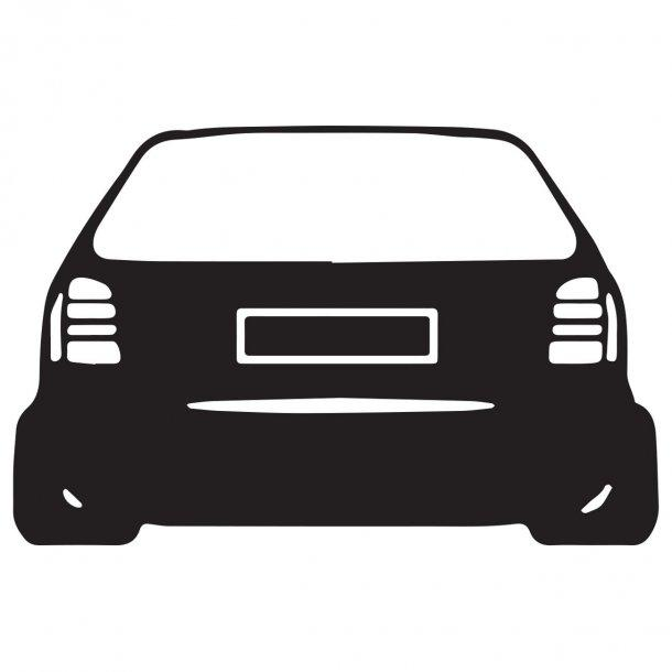 Vw Polo 6N Decal Sticker
