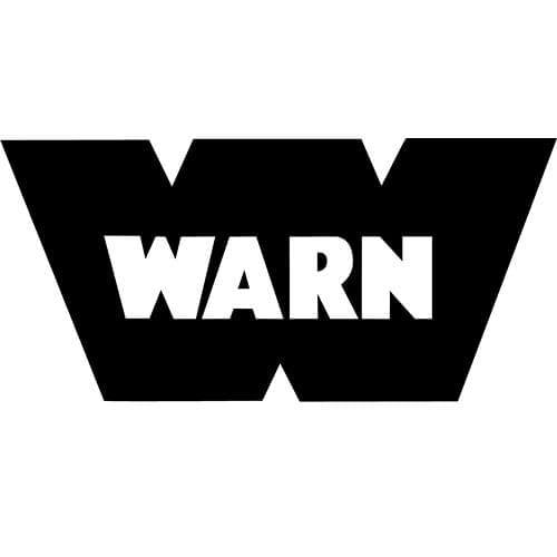 Warn Winch Logo Decal Sticker
