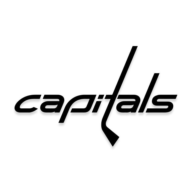 Washington Capitals NHL Vinyl Decal Sticker
