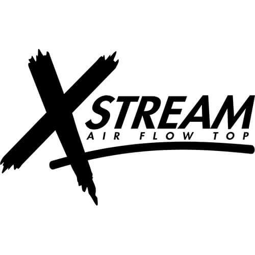 X-Stream Logo Decal Sticker