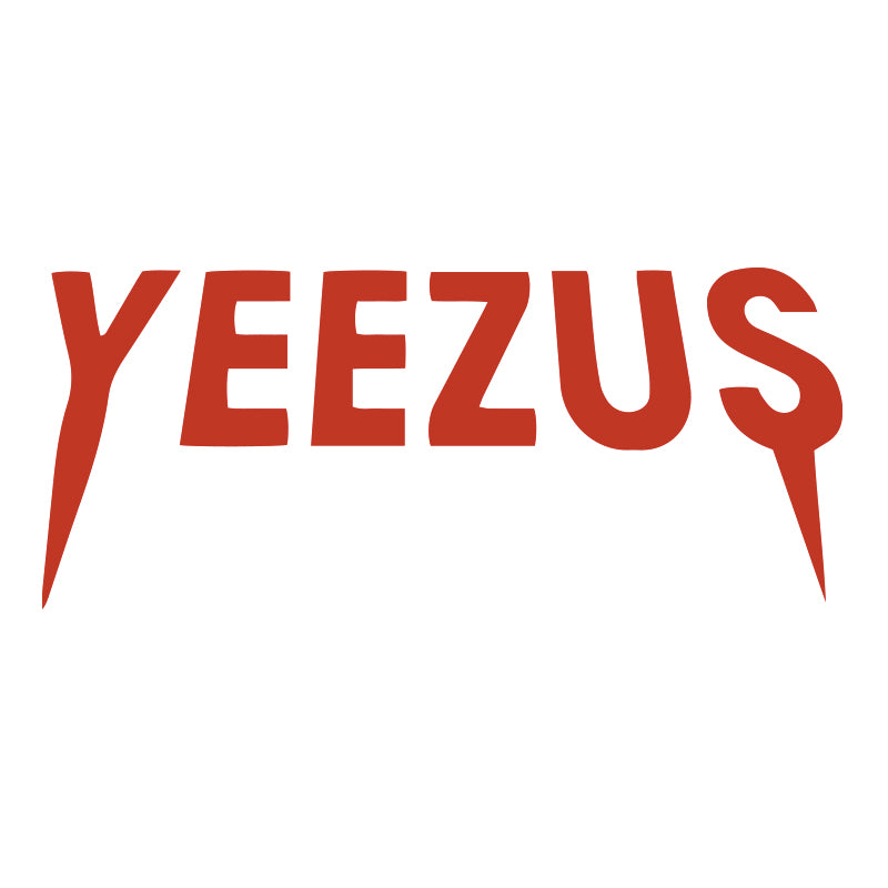 Yeezus Kanye Vinyl Decal for Cars, Laptops, Tumblers and More