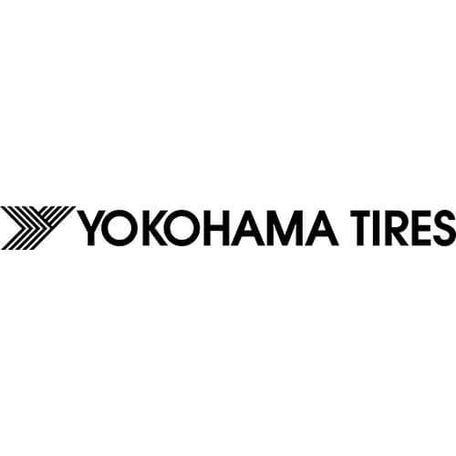 Yokohama Tires Logo Decal Sticker