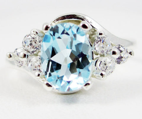 custom bridal band sky white if topaz wedding gold rings solid fullxfull natural il ring blue plain big engagement
