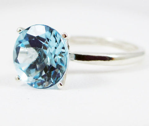 sky sterling ring rings pear shape xjel jewelrypalace topaz blue genuine dp silver