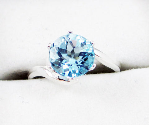 carat birthstone blue oval engagement setting rings gift ring unique anniversary media november sky topaz gold vintage in