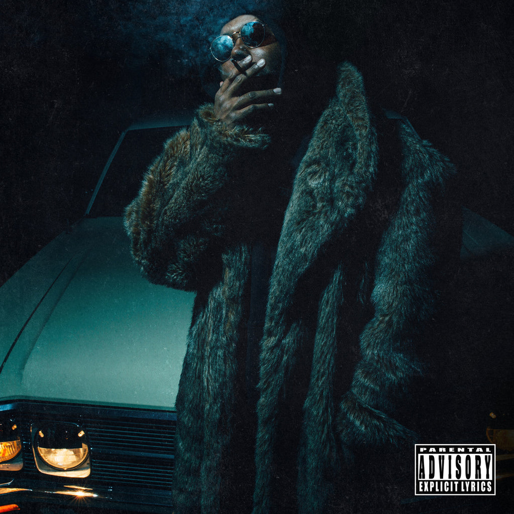 Jarren Benton - The Mink Coat Killa LP (Deluxe Edition)