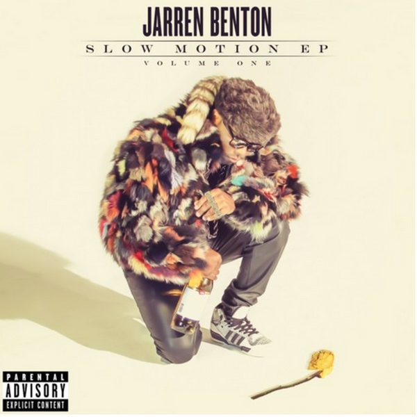 Jarren Benton - Slow Motion Vol. 1 EP [CD]