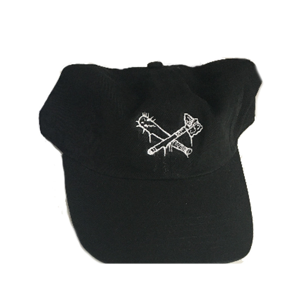 Bat & Tomahawk Dad Hat