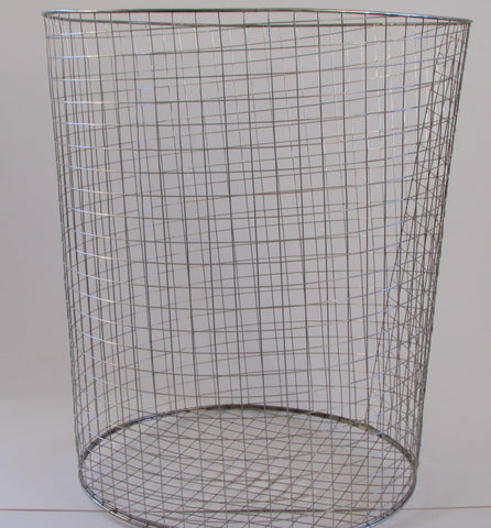 Stainless Steel 15 Gallon Size Gopher Basket (case of 12)