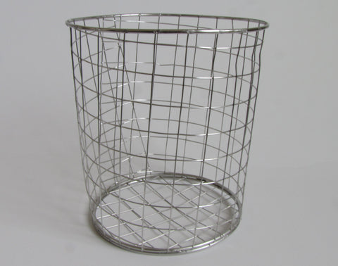 Stainless Steel 1 Gallon Size Gopher Basket (case of 12)