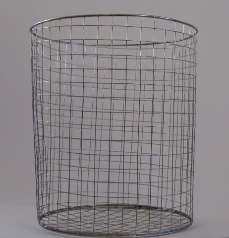 Stainless Steel 5 Gallon Size Gopher Basket (case of 12)