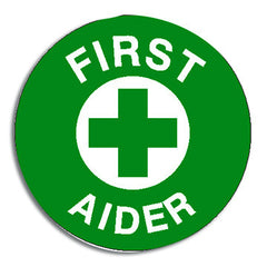 First Aid Signs & Labels