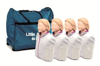 Little Anne Manikin 4 pack