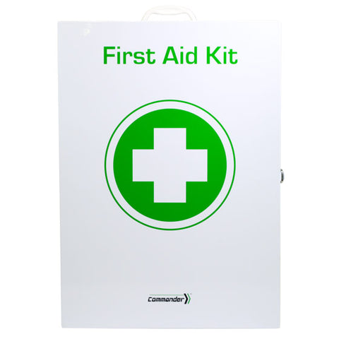 The Commander 6 Series – First Aid Kit Metal Cabinet