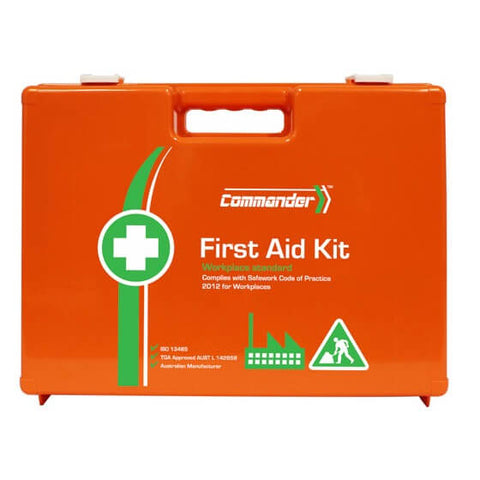 Commander 6 Series – First Aid Kit X  2