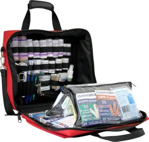 Commander 6 Series – First Aid Kit Versatile