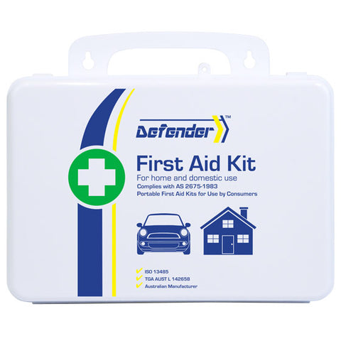 Defender 3 Series – First Aid Kit Weather Proof