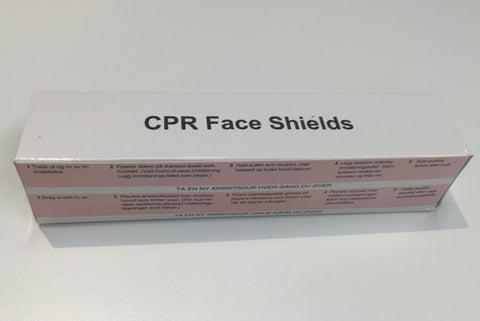 CPR Face Shields  - Special