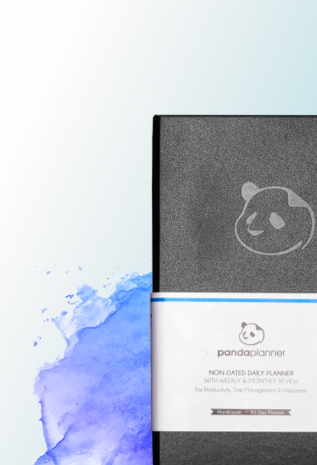 be happier more productive panda planner