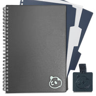 Daily Planner 2.0 Daily Planner 2.0 Panda Planner Gray