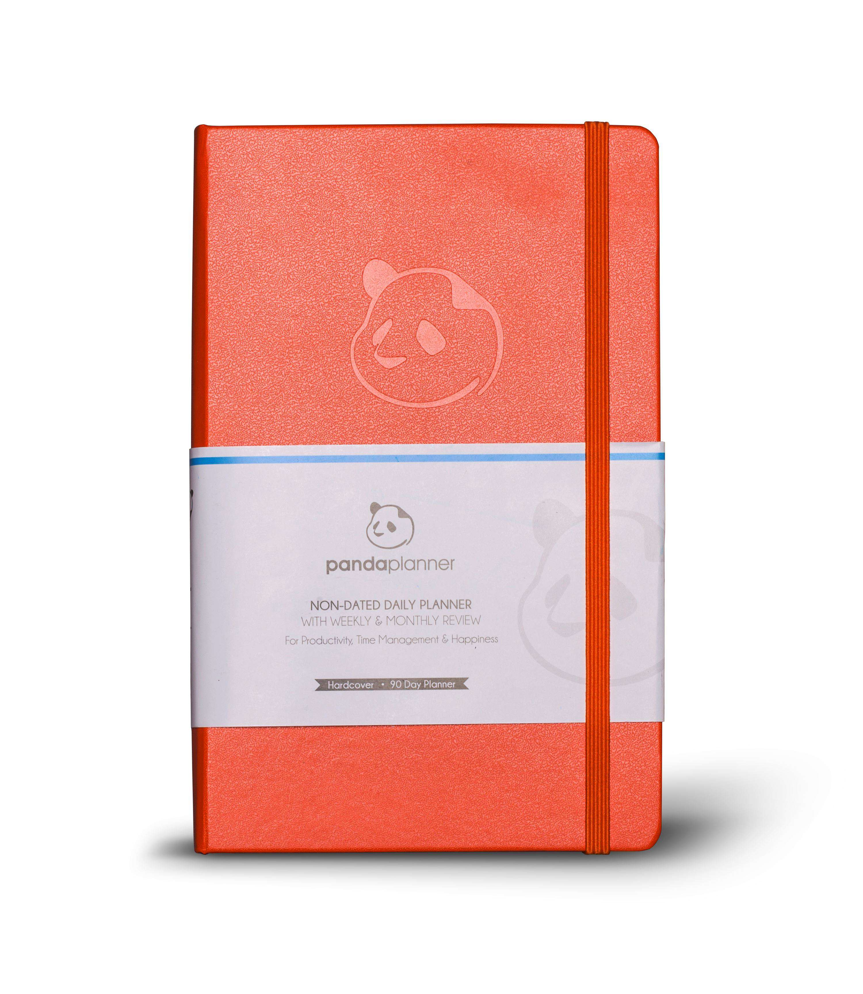 graphic relating to Hardcover Daily Planner identified as Panda Planner Clic 3 Thirty day period Objective and Graude Magazine