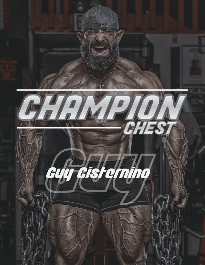 6 Week- 'CHAMPION CHEST' eBook
