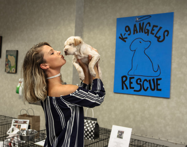 K-9 Angels Animal Rescue in Houston