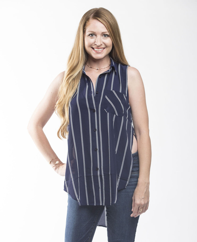 Too Cute Tunic Top Tops- Tristin