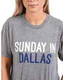 Charlie Southern Sunday in Dallas Tops- Tristin