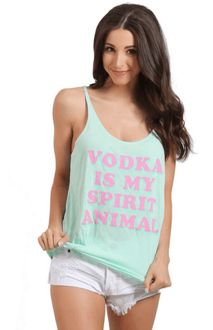Puppies and Yoga Tank