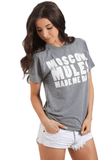 Moscow Mules Made Me Do It Graphic Tee Tops- Tristin