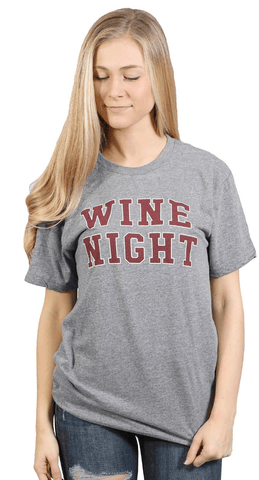 Puppies, Wine and I'm Fine Tank - Wine