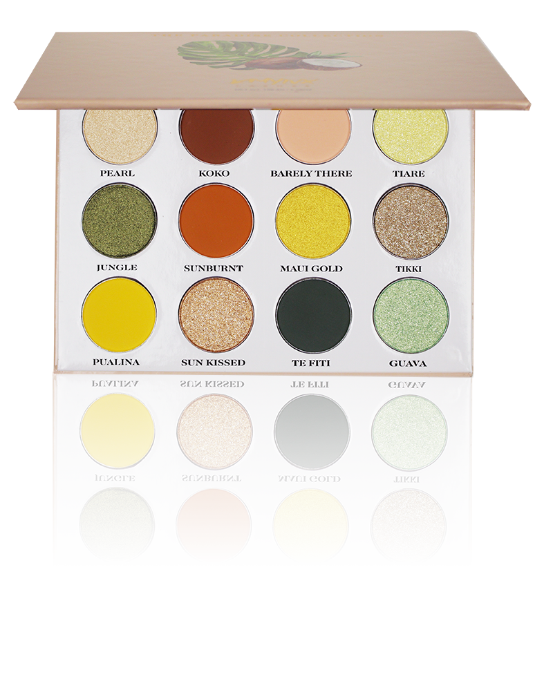 THE PARADISE COLLECTION PALETTE