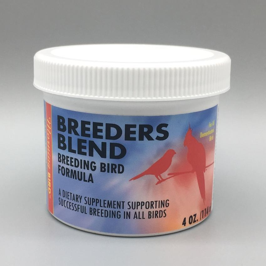 Breeders Blend -breeding bird formula 4oz