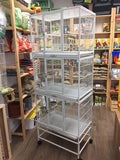 Breeding Cages for small parrots and parakeets