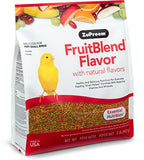 Zupreem small birds fruitblend 10lbs