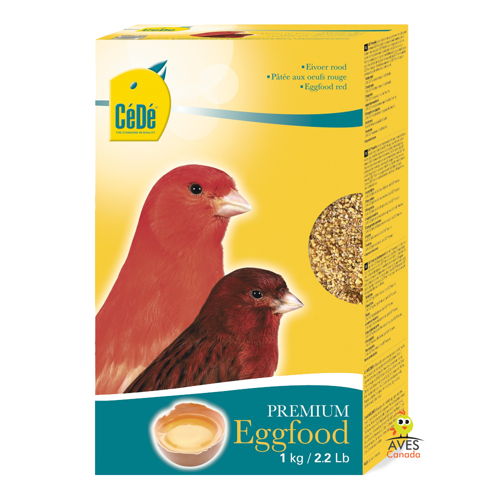 CeDe - Red Canary 10kg (10x1kg)