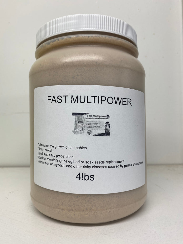 FAST MULTIPOWER 4LBS