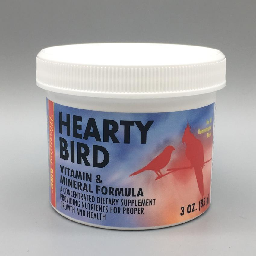 Hearty Bird 3oz