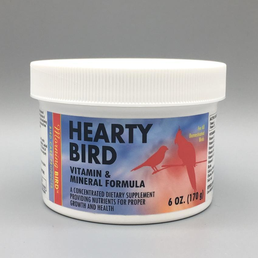 Hearty Bird 6oz