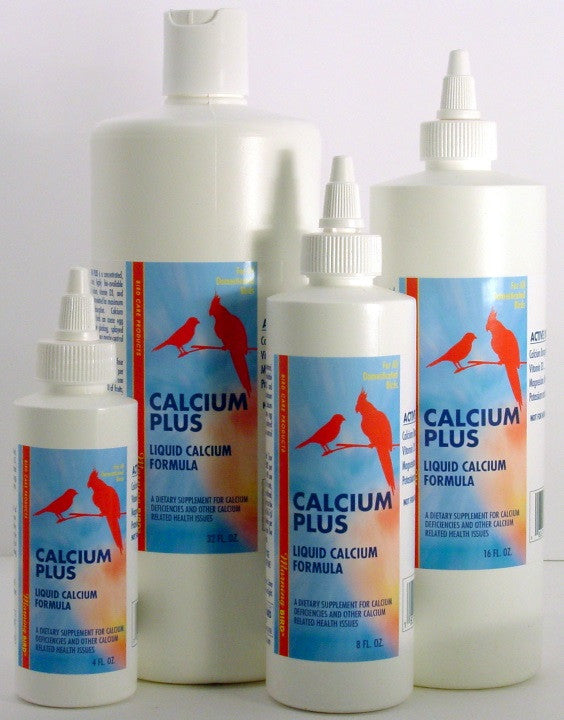 Calcium Plus 473ml/16oz
