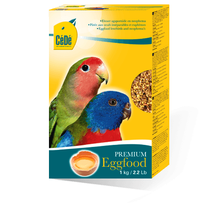 CeDe for Lovebirds and Neophemas 10x1kg