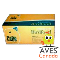 CeDe - Universal Softbill food 10x1kg