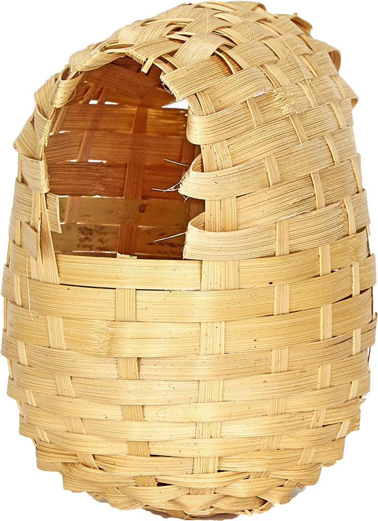 Finch wicker nest