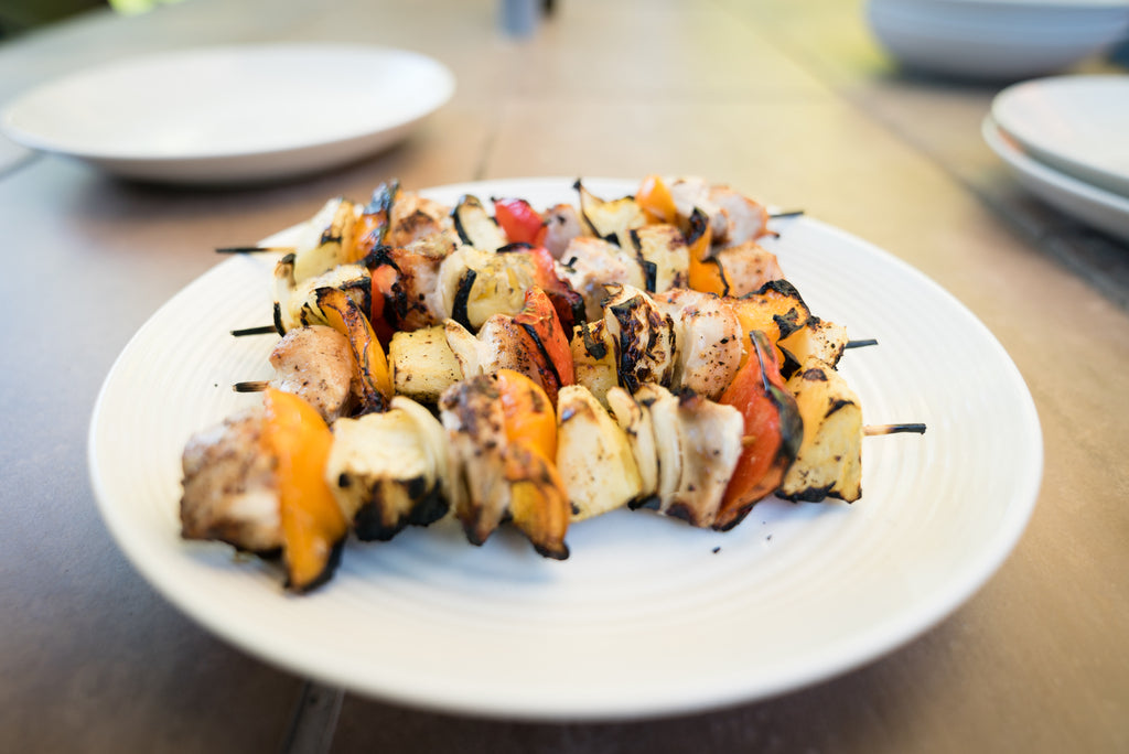 RECIPE: Simply Sweet BBQ Chicken Kabobs