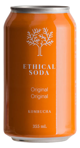 Ethical Soda - Original Kombucha