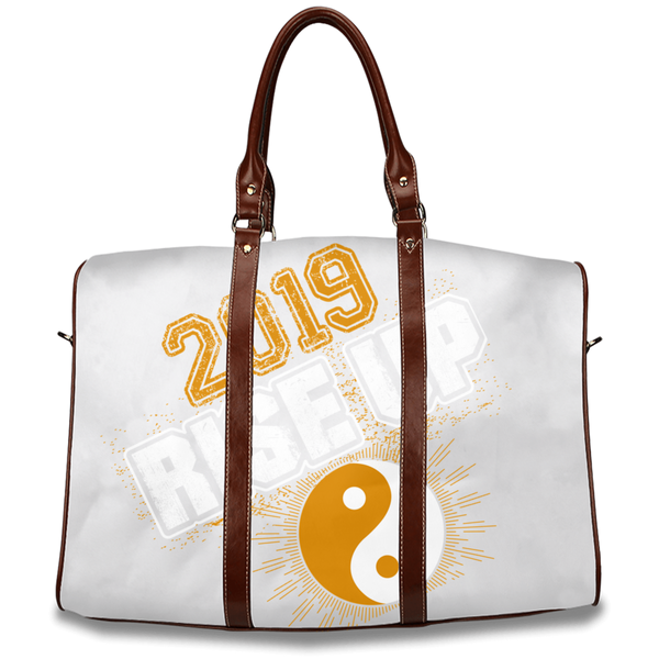 """2019 Rise Up"" Travel Bag"
