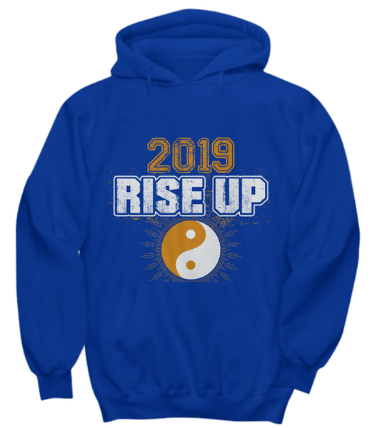 """2019 Rise Up"" Sweatshirt"