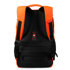 TSA ready Flame Resistant Backpack Rear